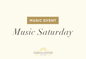 MUSIC SATURDAY